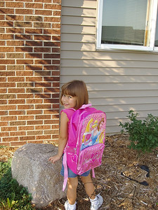 First Day of School - KLB 06