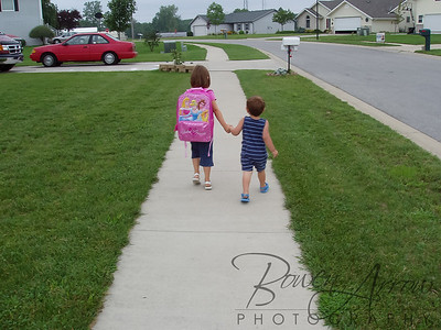 First Day of School - KLB 12