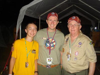 Boy Scout Jamboree - K2BSA - July 2010