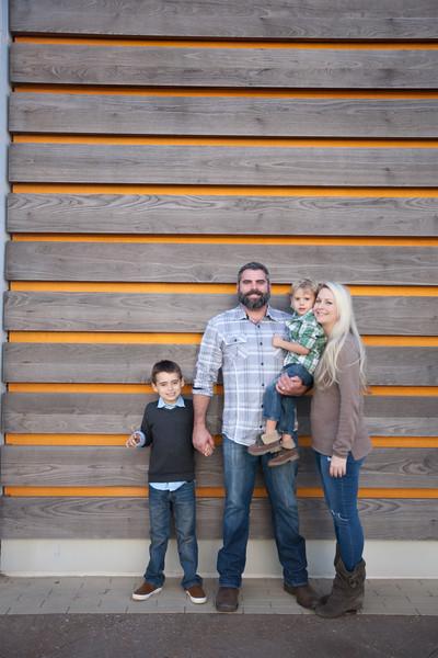 Boyd Family Fall 2016