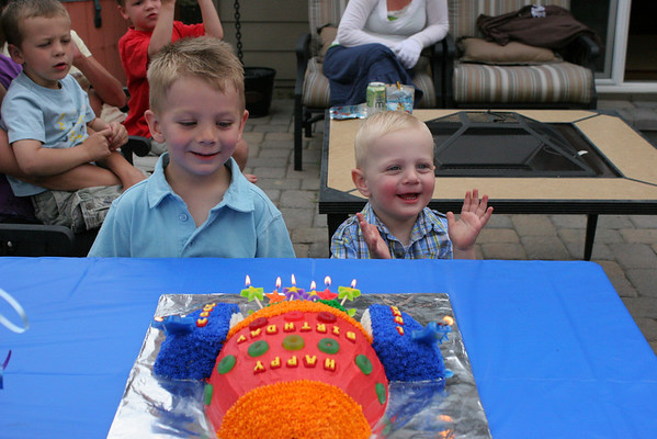 Boy's Birthday Party 2010