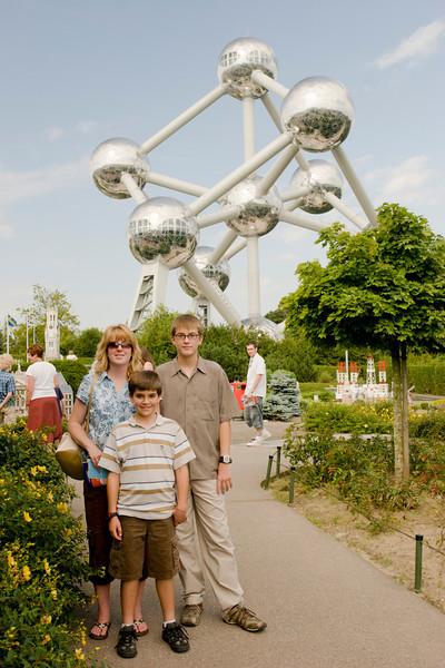 Mini-Europe Park, Brussels, Belgium