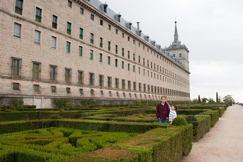 San Lorenzo Monastery, El Escorial, Spain