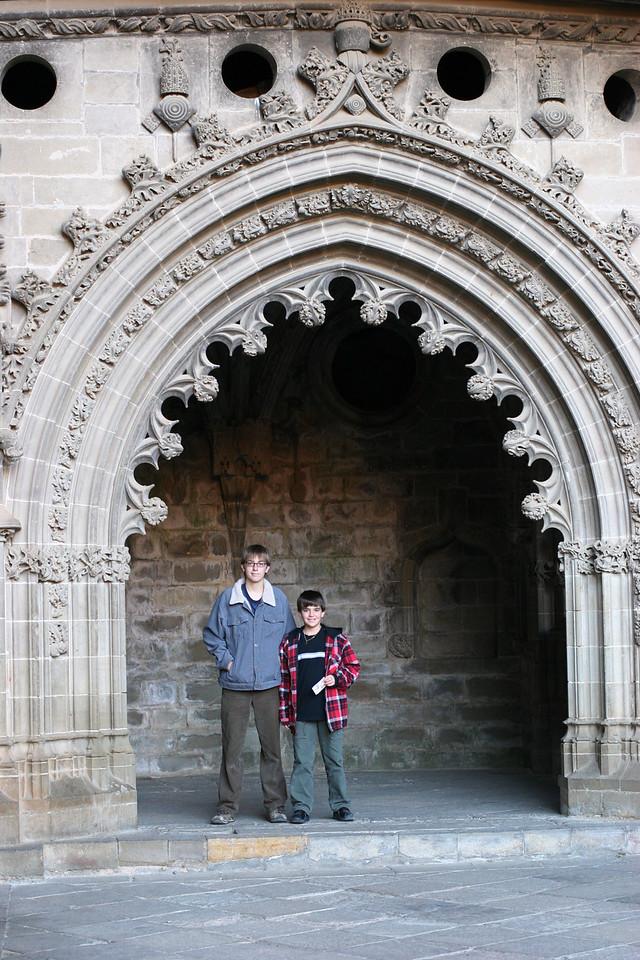 San Juan de la Peña Monastery, Aragon, Spain