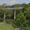 Bridge to downtown Branson