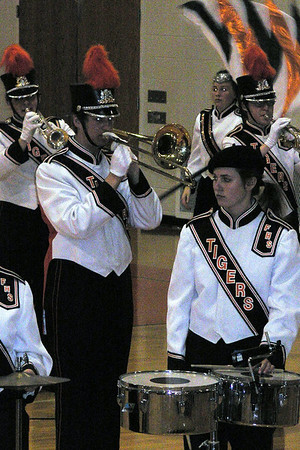 2006-11-05 - John & Farmington HS Marching Band