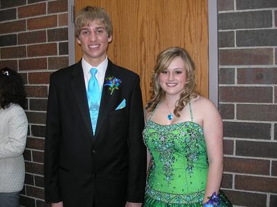 2008-05-03 - John & Missy - Prom night