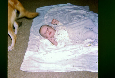 Brad & Dog1971