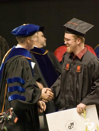 Brads Graduation