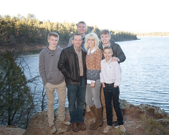 Brady Family 2014