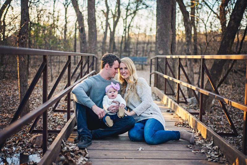 Brady Family Portraits