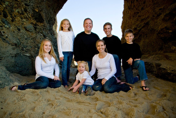 Braithwaite Family 2008
