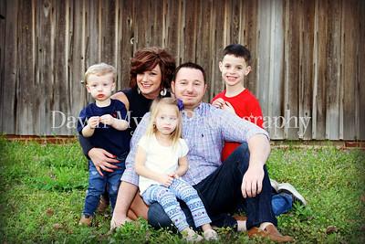 Brandon, Brittany & Kids