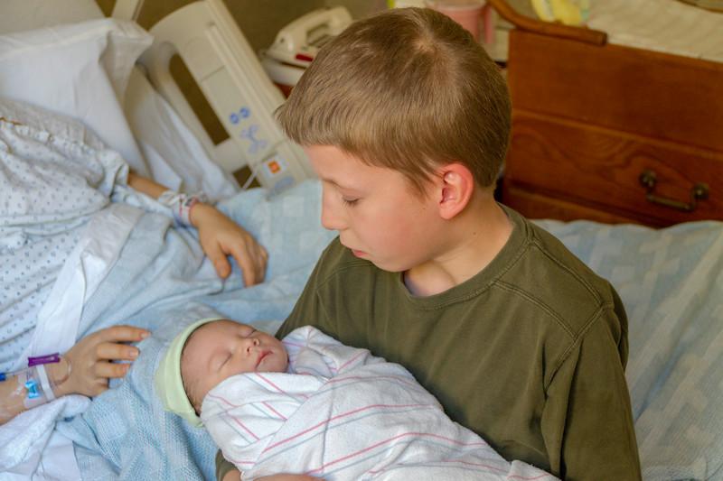 Brandon and his big brother, Jonathan