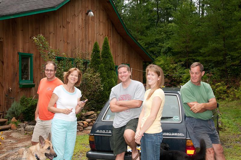 Brasstown Schmiedt Family Reunion 20120818-105