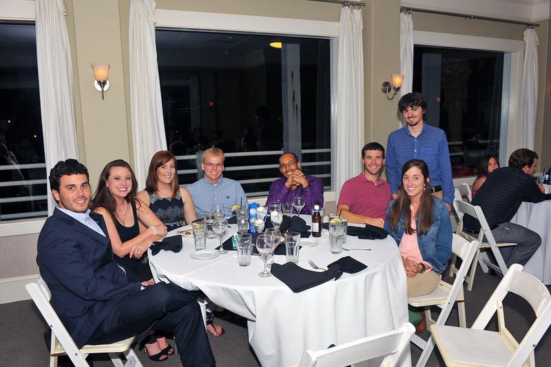 Brea and Brailsford's Rehearsal Dinner 10-17-14