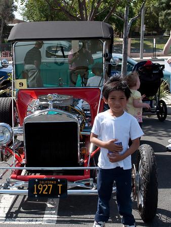 Brea Car show 2010