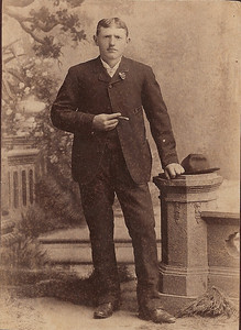 Gerolamo Bregante, 1888. Bregante arrived in San Francisco in 1886, and he began his affiliation with the fishing industry.