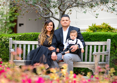 Brenda & Saul Family Portraits
