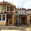 Feb 28 - More windows, scaffolding.