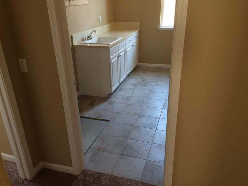 June 9 - Laundry room