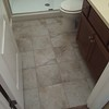 Downstairs Bathroom Tile
