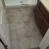 Downstairs Bathroom Tile
