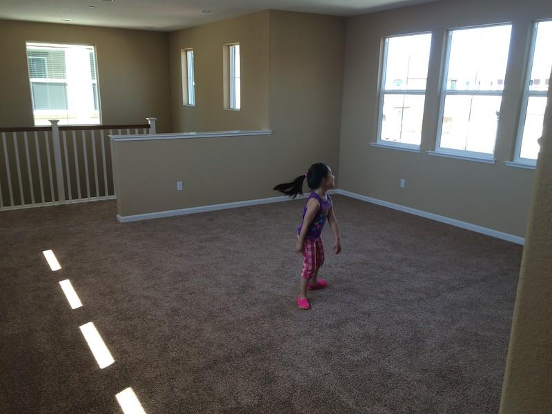 June 9 - Bonus room, dancing is needed.