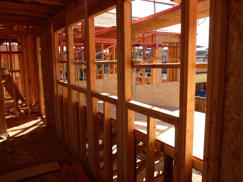 Feb 07 - Bonus room windows facing backyard.