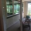 4-section sliding door to California room