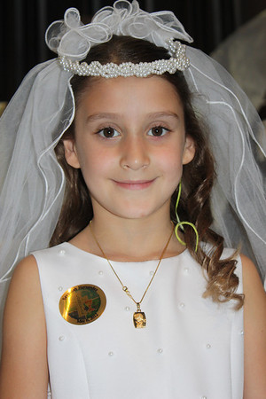 Savannah 1st Communion