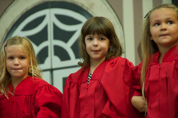 Breya's VPK Graduation May 17, 2013