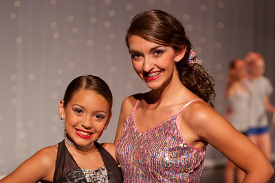"Bri and Kaylee ""To the Pointe"" Recital 2010"
