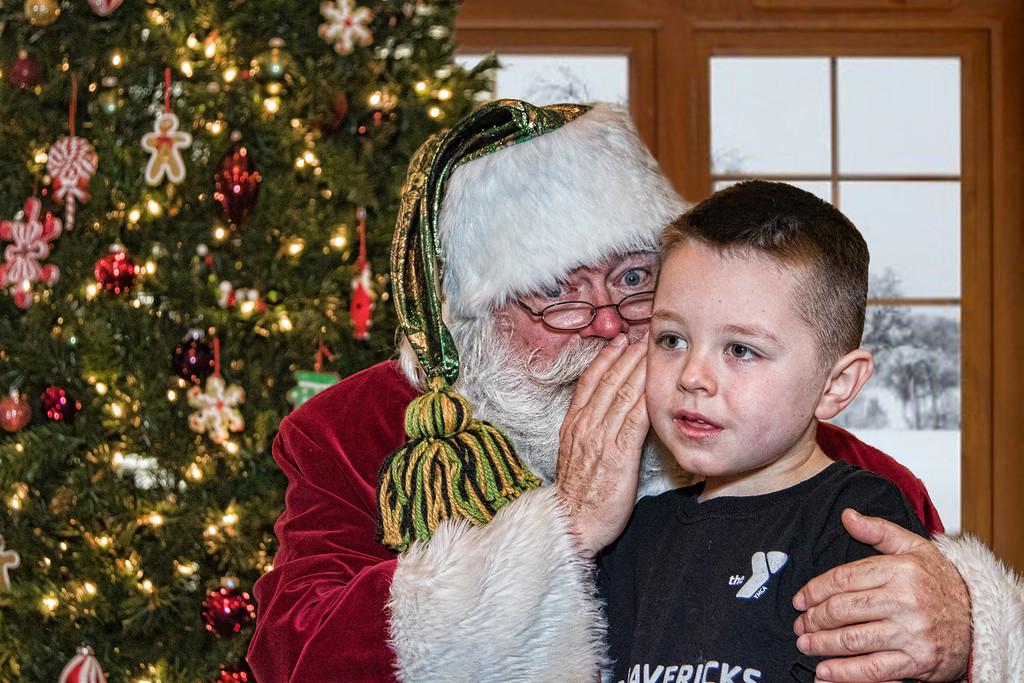 Secret from Santa