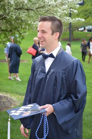 Brian PSU Graduation 2018