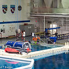 Helicopter Crash Escape Training, NASA Neutral Buoyancy Laboratory