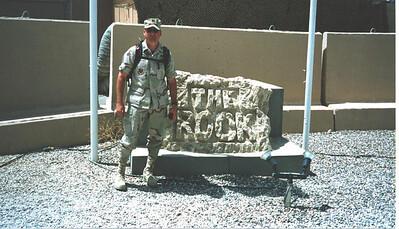 Brian at the Rock