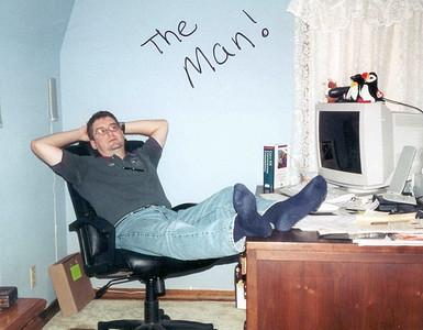 Brian - the man!