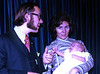 Christining Day: December 5, 1970, Godparents, Vinny and Agnes