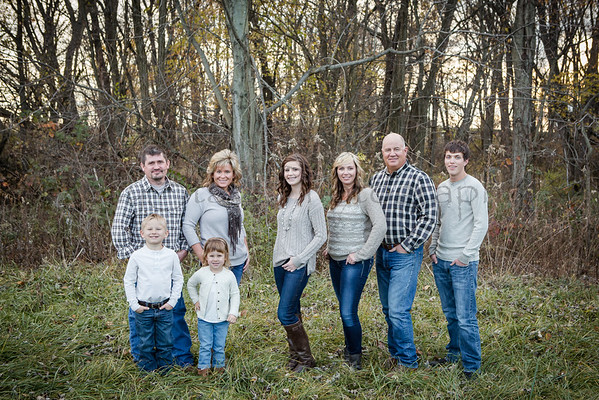 {Bridgett, Mia, and families}