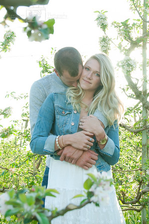 Brielle and Jordan - Engagement