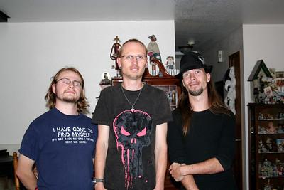 Tristan, Patrick & Tim.