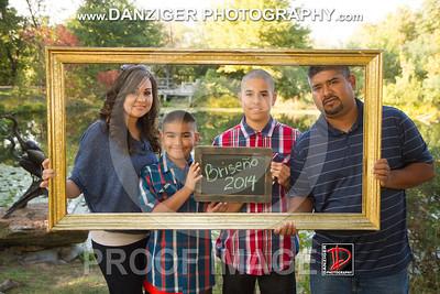 Briseño family 10-19-14