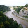 The Avon Gorge cut through classic Carboniferous Limestones