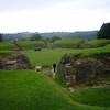 Caerleon - the Roman Amphitheatre