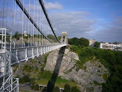England September 2009: Bristol and St.Fagans