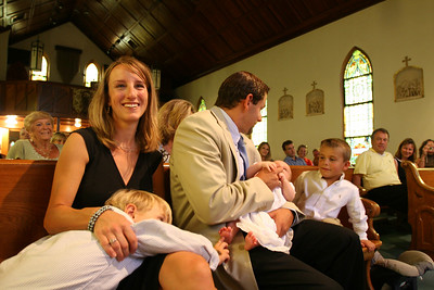 Brooke's Christening 2007