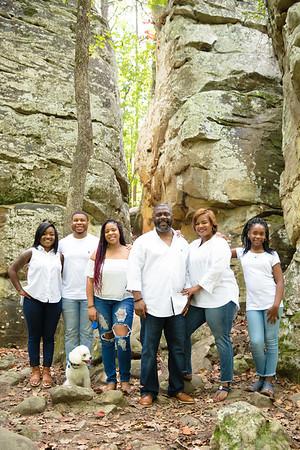 Brooks Family September 2018
