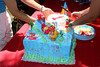 Kayden's birthday cake.