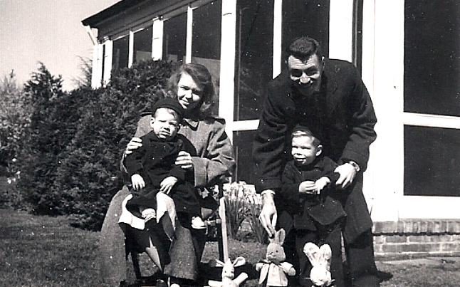 Easter (Great Neck 1949).